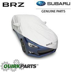 2013-2016 Subaru BRZ Car Cover w/ BRZ Logo OEM NEW Genuine M001SCA000 #Subaru