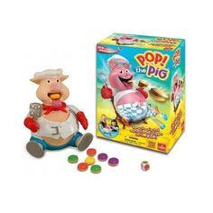 Kids Games Toys Boys Girls Children Pop Pig Goliath Play Fun Party Pop the Pig   #PopGoliath
