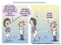 Grandes destaques do Carnaval 2014