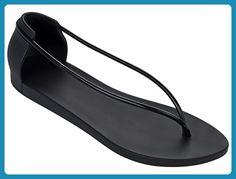 Damensandalen, Ipanema Philippe Starck Thing II 82047 (37, schwarz (20880)) - Sandalen für frauen (*Partner-Link)