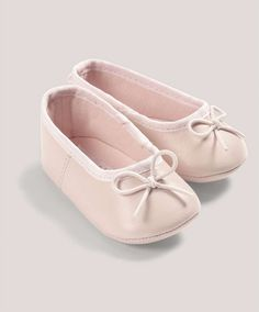 Occasion Pink Ballerina Shoes - New Arrivals - Mamas & Papas