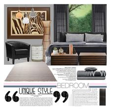 """Top Home Sets for May 28th, 2016//Bedroom Decor"" by emhenry ❤ liked on Polyvore featuring interior, interiors, interior design, home, home decor, interior decorating, Trademark Fine Art, CB2, Pier 1 Imports and ESPRIT"