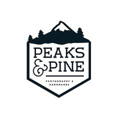 I love this logo you did for peaks & pine. id love to see something similar…
