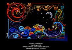 MANDYNGA - FILETEADO PORTEÑO - Artefileteado: Diseños Fileteados para Tapetes