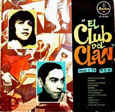 Club del Clan Volumen 1 - Sonolux Colombia En tapa: Mariluz y Beto Adriano (de origen argentino)