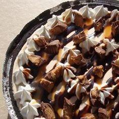 Smooth and Creamy Peanut Butter Pie - Allrecipes.com