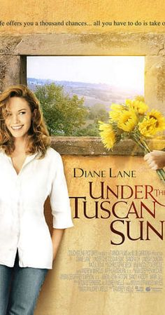 Directed by Audrey Wells.  With Diane Lane, Raoul Bova, Sandra Oh, Lindsay Duncan. A writer impulsively buys a villa in Tuscany in order to change her life.