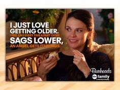"Bunheads, proving I will watch anything from the ""Dorothy Parker Drank Here"" Productions team (aka Amy Sherman-Palladino.) and love it."