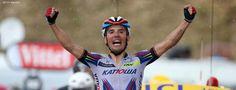 'Purito' Rodríguez se lleva la etapa 12 del Tour de Francia
