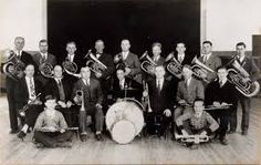 Image of Jazz group during 1920s. As you can see in the picture, in 1920s, people enjoyed listening to jazz music and just love dancing too. These music actually shows that Canada's life got better than before, and people are enjoying their life listening to music. Thus, enjoying music shows that 1920s was roaring twenties