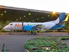 HNL RareBirds: Aloha Air Cargo's N843KH