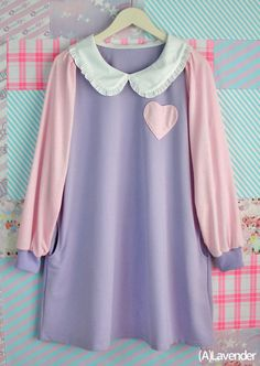 HEART♡POCKET♡DRESS