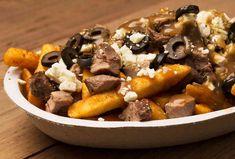 Lamb and feta poutine -- Thrillist Recipes