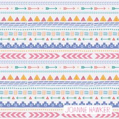Aztec Art Print by Joanne Hawker Pink Wallpaper Ios, Aztec Wallpaper, Pattern Wallpaper, Screen Wallpaper, Textile Patterns, Textile Design, Print Patterns, Textiles, Circle Square Triangle