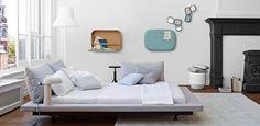 Entdecken Sie das Bett Peter Maly 2 von ligne roset.
