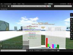 Sloodle => Moodle (LMS) + Second Life (mundo virtual) = Sala de Aula Virtual | Últimas Novidades