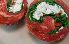 Flank Steak Florentine – Naturally Gluten Free