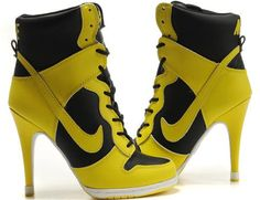 Nike High Heel Shoes!!!