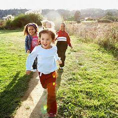 Preschool & Toddler Outdoor Activities - Parents.com