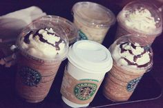i love starbucks coffee