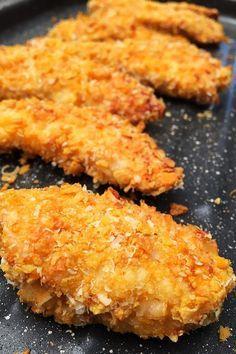 Rántott csirkemell roppanós bundában – VIDEÓVAL! – GastroHobbi