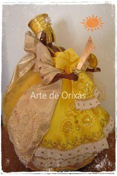 """Oxum .""""ARTE DE ORIXÁS"""" by Nohémi. Artesanías Premium para cultos africanistas.Argentina  Envios nacionales e internacionales."""