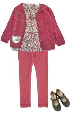 Marie Puce Paris - vêtements de créateur pour enfant - Looks