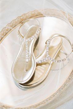 40238bf0d7369 Classic + Elegant Fall Dallas Wedding. Wedding Sandals For BrideBridal  SandalsBridal ShoesBeach SandalsBridesmaid ...