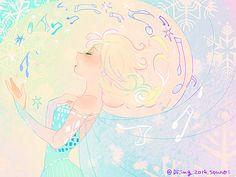 「Frozen*log7」/「ソウノ@お仕事募集中」の漫画 [pixiv]