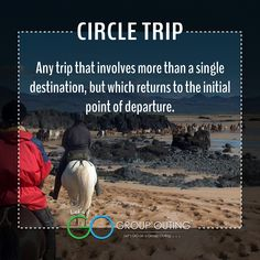 Did you know the #travelterm Circle Trip??? #GoGroupOuting #GroupOuting