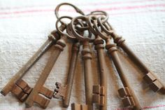 <3 I have a thing for keys...