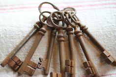 why do i love skeleton keys so much!?