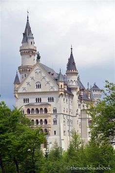 Guide and tips to visiting Neuschwanstein Castle: A Modern Fairy Tale. Read about our visit to this famous castle in Bavaria Germany and see what else lies beyond the castle.