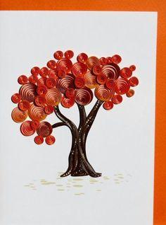 15 Modèles d'arbres à bricoler en Paperolle! Le Quilling! - Bricolages - Des bricolages géniaux à réaliser avec vos enfants - Trucs et Bricolages - Fallait y penser !                                                                                                                                                                                 Plus
