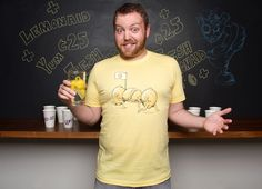 """Lemon Aid"" - Threadless.com - Best t-shirts in the world"