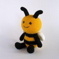 Amigurumi Bee Crochet Toy Bee Little Bee Amigurumi Insect