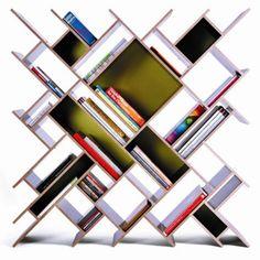thepianoman-sdaughter:  Bookshelves