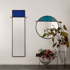 Abal Mirror - Round - Monologue London