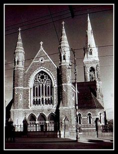 St Michaels church Dunlaoghaire Co Dublin. St Micheal, Michael Church, Dublin City, Ancestry, Old Photos, Barcelona Cathedral, Ireland, Past, Buildings