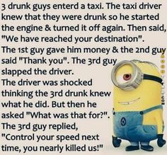 Minions are cute, Adorable and Funny ! Just like Minions, There memes are also extremely hilarious . So here are some very funny and cool minions memes, they will sure leave you laughing for a whi… Funny Minion Pictures, Funny Minion Memes, Minions Quotes, Funny Jokes, Funny Sayings, Minion Sayings, Minion Humor, Minions Pics, Funny Text Memes