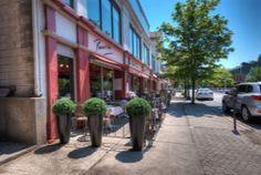 Paradiso, consistently great food!! Oakville Restaurants, Oakville Ontario, Google Images, Virginia, The Neighbourhood, Real Estate, Gallery, Building, Restaurant Food