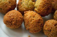 Fabelagtig falafel opskrift Tapas Recipes, Greek Recipes, Vegetarian Recipes, Lchf, Food N, Food And Drink, Tofu, Middle East Food, Food Cravings