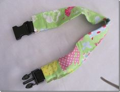 How to make a dog collar cover...still looking for one with a button hole to allow for the leash attachment.