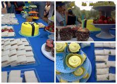 Fiesta infantil de Minions >> Barcelona Flavours #receta #DIY #fiestainfantil @Anna Totten Totten Lafuente