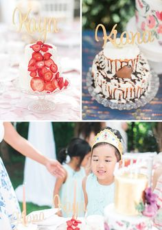 Joint Royal Princess High Tea Garden Birthday Party // Hostess with the Mostess® Joint Birthday Parties, Tea Party Birthday, Princess Tea Party, Royal Princess, Sister Birthday Cake, Birthday Cakes, White Canopy Tent, Gold Leaf Cakes, Royal Tea Parties