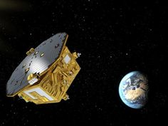LISA Pathfinder results boost plans for future detectors...!!! Read more:http://goo.gl/Tq8ddx