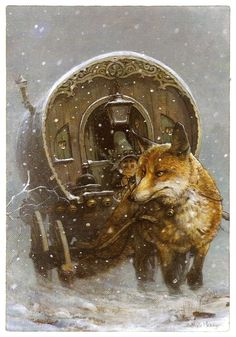 The Journey THROUGH with help - unaware of the one being helped. Crystal  Art: Jean-Baptiste Monge