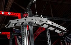 The Rogue Multi Grip Cable Attachment is a new attachment designed to be used with our or any lat pulldown machine out on the…