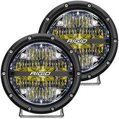 Rigid Industries Radiance Pod Series Blue Work LED Lights Offroad UTV//ATV 20201