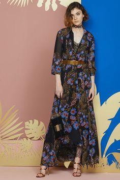 Etro Resort 2018 Fashion Show Collection